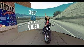 getlinkyoutube.com-Noa Neal 'Graffiti' 4K 360° Music Video Clip