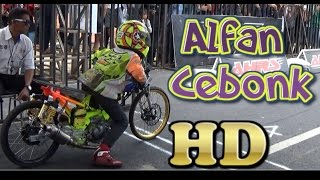 getlinkyoutube.com-DRAG BIKE  ALFAN CEBONK KOLOR IJO NGANJUK HD