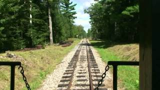 getlinkyoutube.com-A Ride on the Wiscasset, Waterville & Farmington Railway