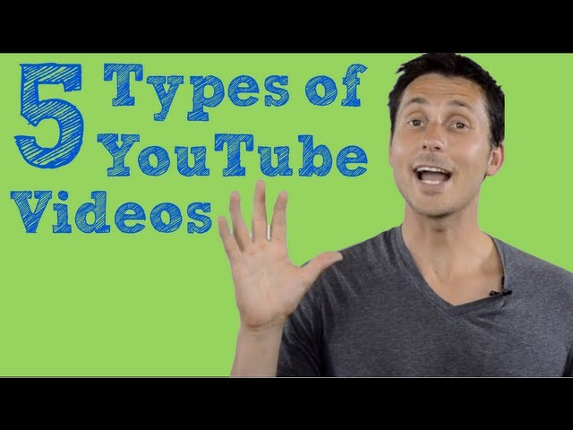 5 Types of YouTube Videos Every Business Needs
