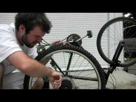How to Repair a Broken Bicycle Spoke