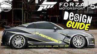 getlinkyoutube.com-FORZA MOTORSPORT 5 #145 - JP-Performance Nissan GT-R - Design Guide - Let's Play Forza Motorsport 5