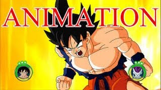 getlinkyoutube.com-All transformations dbz raging blast