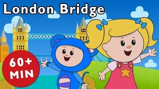 getlinkyoutube.com-London Bridge Is Falling Down and More | Nursery Rhymes from Mother Goose Club!