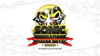 getlinkyoutube.com-Sonic Generations: Episode Metal (Version 2.95) - Progress Video 3 (Metal Sonic 3.0's Full Details)