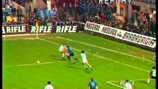 getlinkyoutube.com-Inter vs. Real Madrid (2:0) Highlights 1985 - 2° tempo