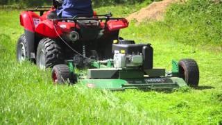 Wessex AR rotary mower