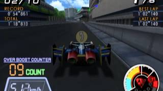 getlinkyoutube.com-Future GPX Cyber Formula: Road to the Infinity 2 (PS2 Gameplay)