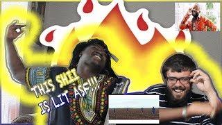 CASSPER NYOVEST - KSAZOBALIT || Americans react to African Music width=