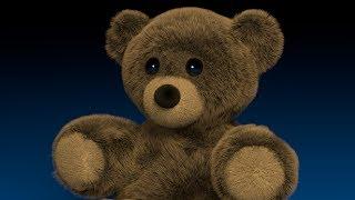 getlinkyoutube.com-Blender Tutorial: Fuzzy Stuffed Bear