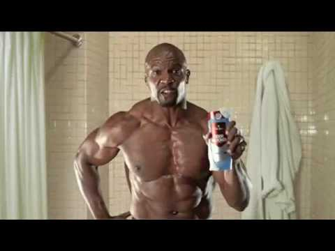 These Terry Crews Old Spice commercials are just pure awesomeness.