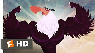 Angry Birds   The Legend Of Mighty Eagle Scene (5/10) | Movieclips