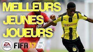 getlinkyoutube.com-FIFA 17 | MEILLEURS JEUNES JOUEURS [PREDICTION]