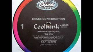 "getlinkyoutube.com-Brass Construction - Partyline (12"" Party Mix 1984)"