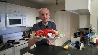 getlinkyoutube.com-How To Eat Healthy - Create A Super Healthy Meal In 15 Minutes