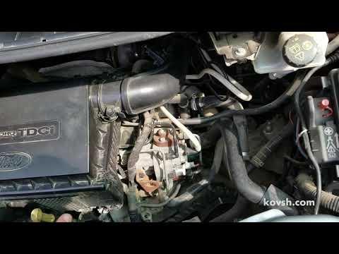 Почему часто выходят из строя клапаны управления ТНВД DENSO HP3, Ford Transit 2.2TDCi, CYFB