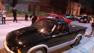 getlinkyoutube.com-STREET OUTLAWS - Busted on the streets of L.A.