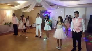 getlinkyoutube.com-Baile Sorpresa Daisy's Quinceañera PROMISE, CUMBIA, MERENGUE.
