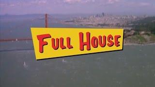 getlinkyoutube.com-Full House || Season 7 - new opening credits - intro - theme