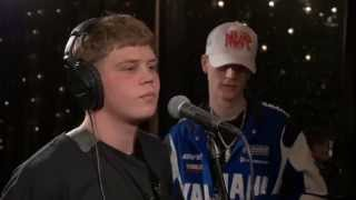 getlinkyoutube.com-Yung Lean, Bladee & White Armor - Full Performance (Live on KEXP)