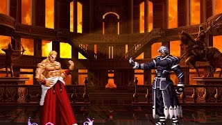 getlinkyoutube.com-[KOF Mugen] GEESE HOWARD vs Original Zero : 기스 하워드 vs 오리지널 제로 (리얼 제로)