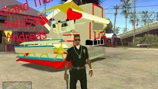 getlinkyoutube.com-Grand Theft AutoSan Andreas[[นี้แหฟะรถเกี่ยวข้าวแห่งประเทศไทย]]