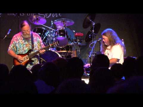 Playing In The Band performed by CUBENSIS