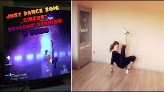 getlinkyoutube.com-Just Dance 2016 - Circus Extreme 5 stars