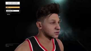 getlinkyoutube.com-All Hairstyles - NBA 2K16 MyCareer Create A Player