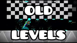 getlinkyoutube.com-All Of My Old Levels | Geometry Dash