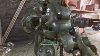 getlinkyoutube.com-Fallout 4 Hacking Robots. Part 1