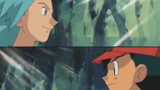 getlinkyoutube.com-Ash VS Brawly (English) [HD]