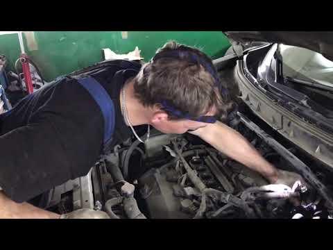Расположение опор двигателя у Great Wall Florid