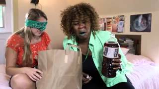 getlinkyoutube.com-WHAT'S IN MY MOUTH CHALLENGE Lia Marie Johnson , GloZell