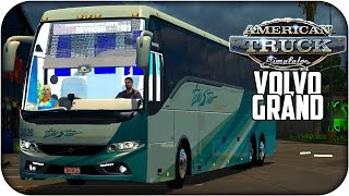 getlinkyoutube.com-Volvo 9700 Grand | American Truck Simulator | Modbus Mx
