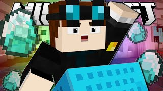 getlinkyoutube.com-Minecraft | HUNT FOR THE DIAMOND MINECART!!