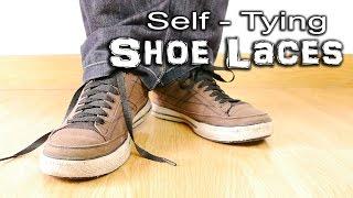 Self Tying Shoe Lace Trick