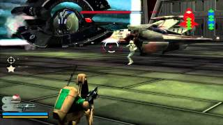 getlinkyoutube.com-Star Wars Battlefront 2 w/ Sp00n Ep.5
