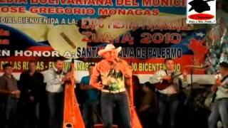 Juan Herrera en Zuata 2010 Parte 1 - Serenata a Santa Rosalia