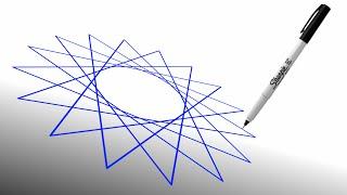getlinkyoutube.com-Drawing machine marker