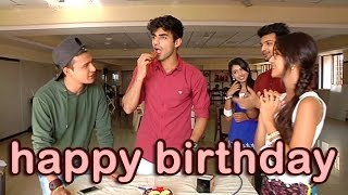 Karan Jotwani of Kaisi Yeh Yaariyan celebrates his birhtday with the Tellybytes and cast of the show