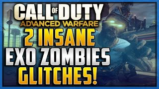 getlinkyoutube.com-Advanced Warfare Glitches - 2 NEW EXO ZOMBIES INFECTION GLITCHES IN BURGER TOWN! (AW Ascendance DLC)