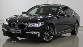 BMW 730d M sport 2017 Start up, In depth review Exterior Interior