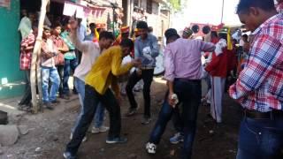 getlinkyoutube.com-Wedding funny dance nanded maharashtra
