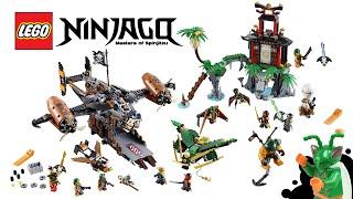 getlinkyoutube.com-LEGO Ninjago Season 6 2016 sets - My Thoughts!
