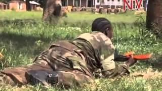 getlinkyoutube.com-2500 UPDF Troops train for Somalia Mission