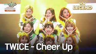 getlinkyoutube.com-TWICE (트와이스) - Cheer Up [Music Bank K-Chart #1 / 2016.05.20]