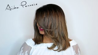 getlinkyoutube.com-Ombre to Sombre - Hair Makeover | ARIBA PERVAIZ