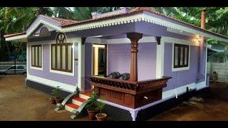 Low cost interlock house at Vallikkunnu  ,manorama Old episode (2010)