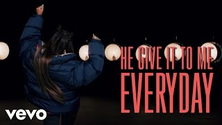 getlinkyoutube.com-Ariana Grande - Everyday (Lyric Video) ft. Future